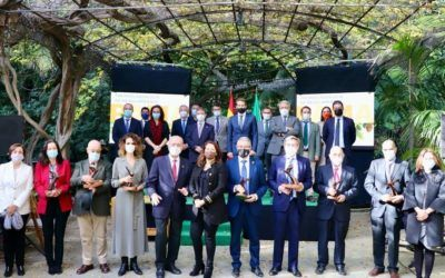 Premios Medio Ambiente 2020 Andalucía. Gestión Sostenible del Agua
