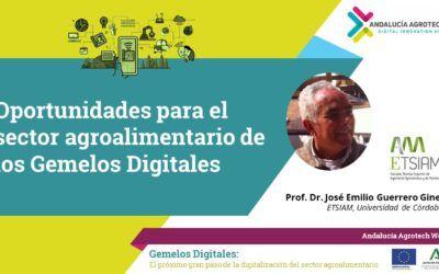 Webinar: Gemelos Digitales – 09/03/21