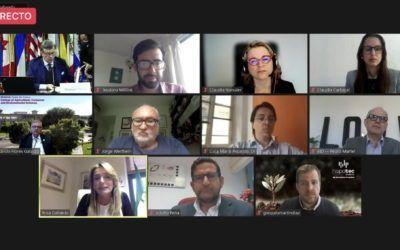 La Etsiam y el IICA se alían para impulsar la formación digital agraria en América Latina y el Caribe