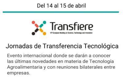Jornada Transferencia Tecnologica: Innolivar – 14/04/2021
